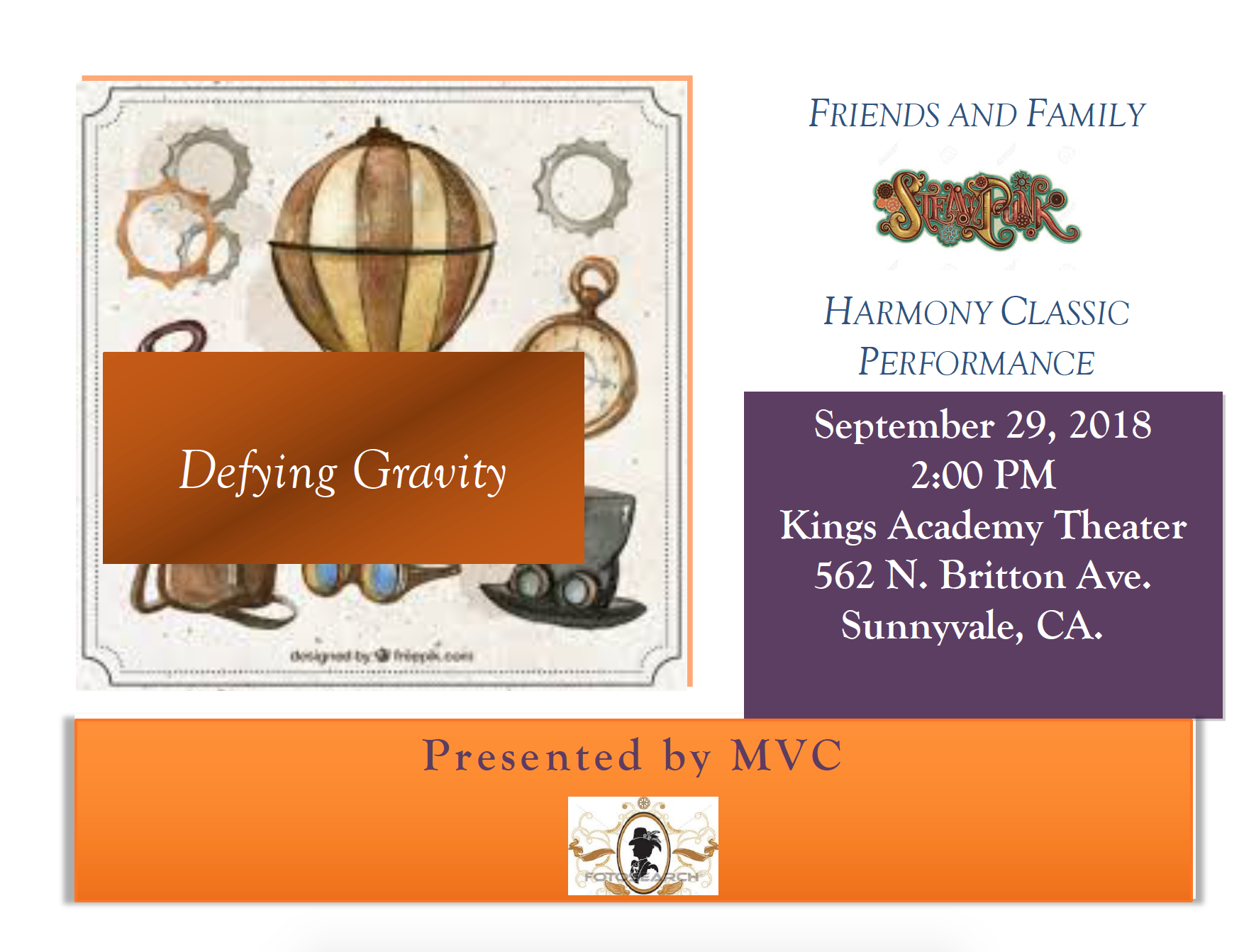 MVC Friends and Family Flyer Sep 2018